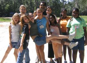 Craniofacial Camp, 2006