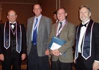 Dr. Ronald Watson, Dr. Robert A. Burne, Dr. Charles G. Widmer, Dr. Arthur Nimmo