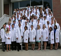 Class of 2010''s White Coat Ceremony
