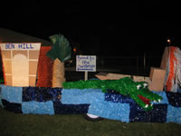 Homecoming Float 2008