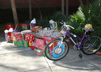 The Wish Upon a Star program to give holiday gifts to local kids was a success!