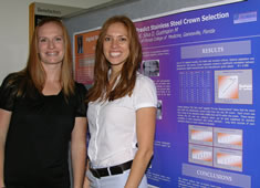 Students at Research Day