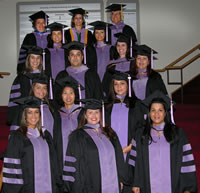 The IEDP Class of 2009