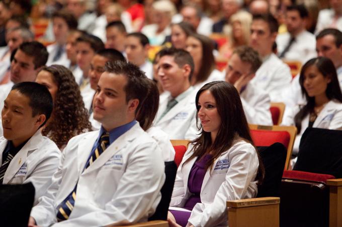 2011 University of Florida College of Dentistry White Coat Ceremony